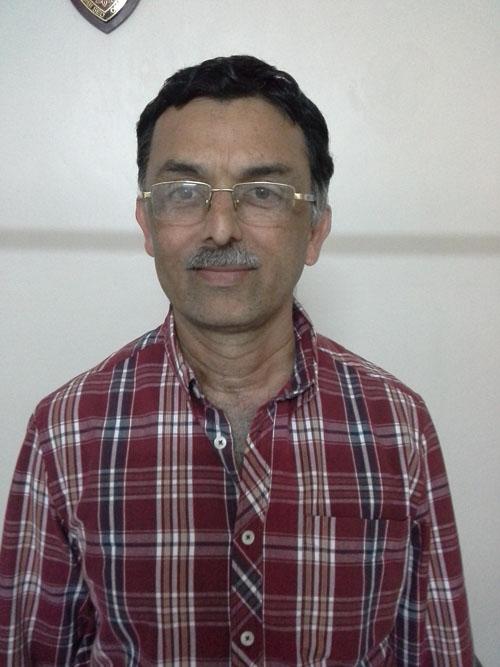 Dr. Milind Kirloskar