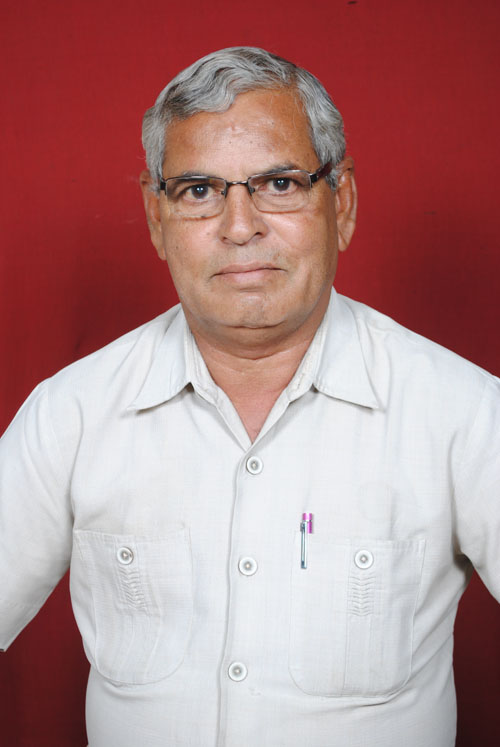 Dr. Jayprakash Oza